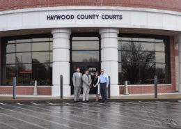 Haywood County Courts
