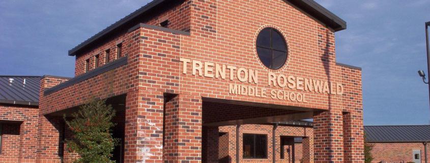 Trenton Rosenwald Middle School Henson Construction Services Inc